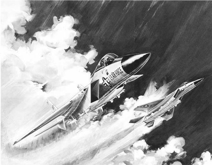 1970 F-15
