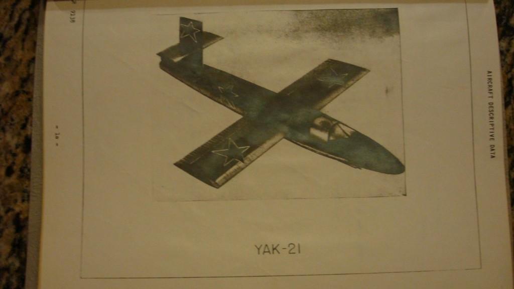 yak-21 1