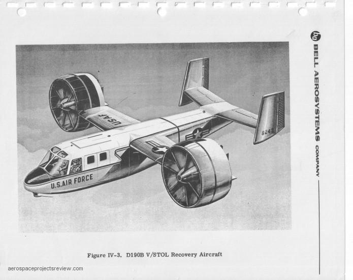 Bell D190B VTOL