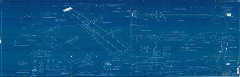 1-40 scale B-52