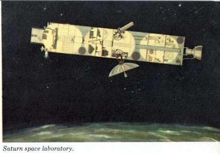 satur space lab