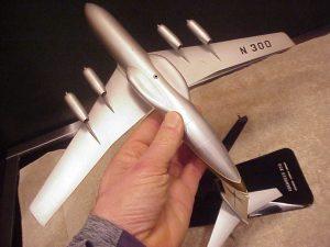 commercial C-141 model 5