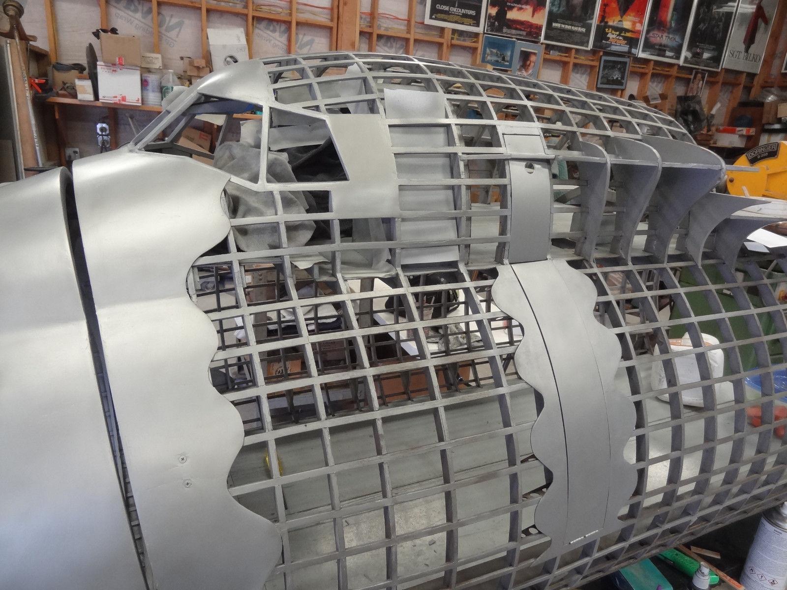 Impressive Douglas Aircraft CX-HLS (C-5) Display Model – The